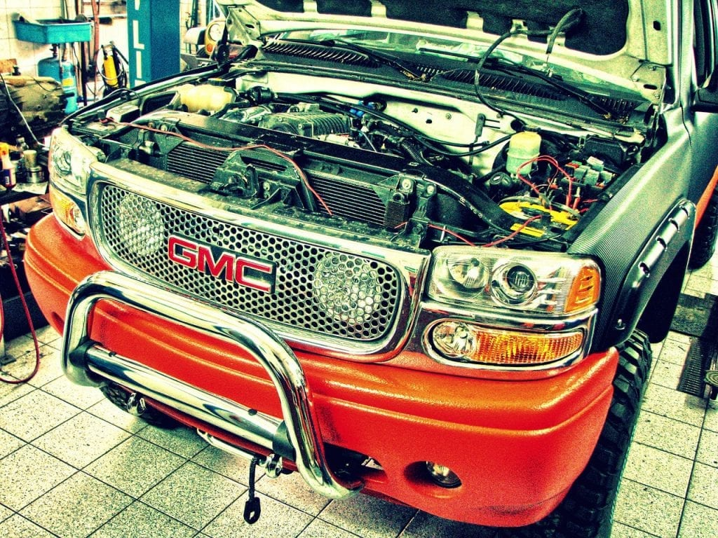 GMC warranty covers unexpected repairs at a low cost to you!