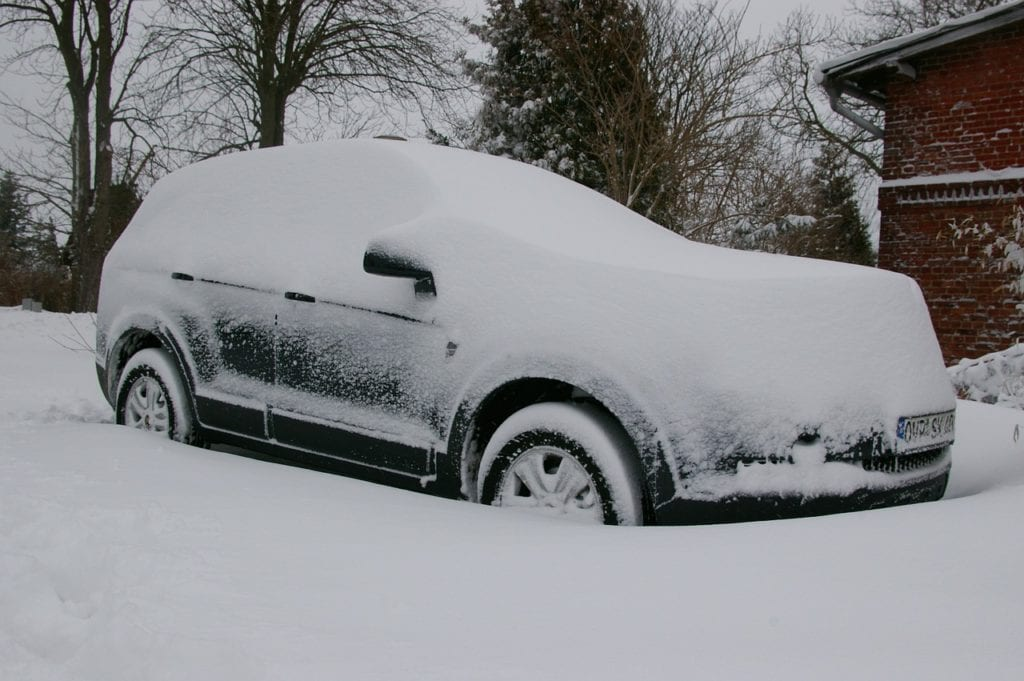 learn how to drive in the snow with smith chevy warranty